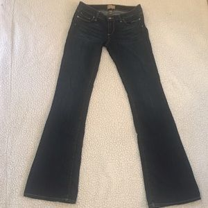 Paige Canyon Boot Jeans Sz 28